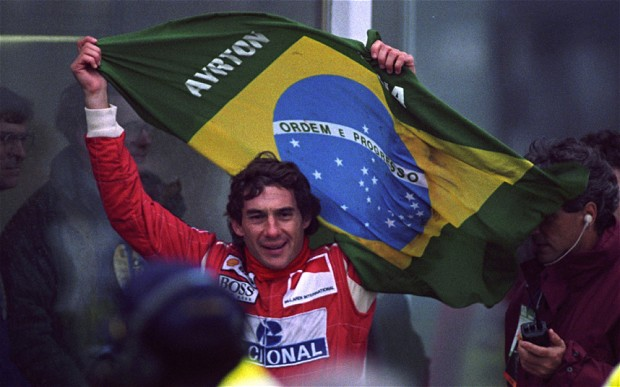 Senna champion