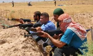 Ιράκ: Μαζική επίθεση σε ορμητήριο του ISIS για επιθέσεις με χημικά όπλα (Vid)