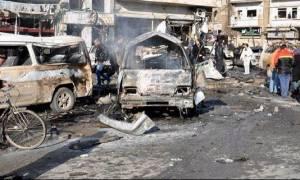 «Λουτρό» αίματος από βομβιστικές επιθέσεις στο Ιράκ - Το ISIS ανέλαβε την ευθύνη