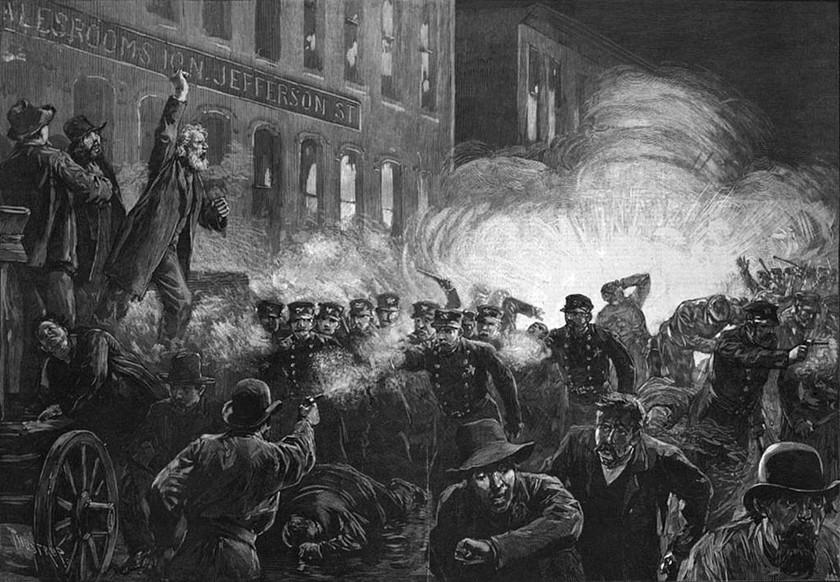 Εργατική Πρωτομαγιά: Μια ιστορία 127 ετών γραμμένη αγώνες και αίμα (vid)