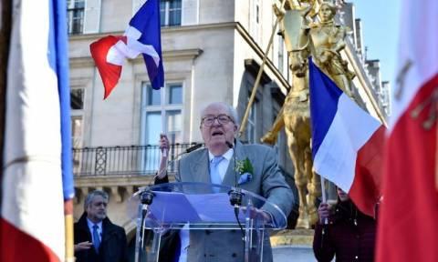 Ο Ζαν-Μαρί Λεπέν προβλέπει εκλογική ήττα της κόρης του στις προεδρικές εκλογές της Γαλλίας