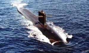 Ρωσικό υποβρύχιο έκανε επίδειξη στρατιωτικής δύναμης στην Αρκτική Θάλασσα