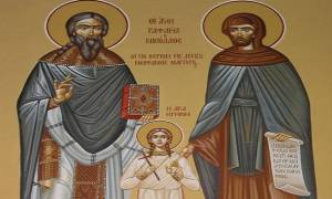 Άγιοι Ραφαήλ, Νικόλαος και Ειρήνη: Εορτάζουν σήμερα (3/5)