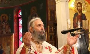 Θεία Λειτουργία για την Αγία Πολυχρονία στον Ταύρο