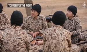 Ανατριχίλα από το παιδικό τραγούδι των τζιχαντιστών - Αποκεφάλισαν έφηβους για κατασκοπία