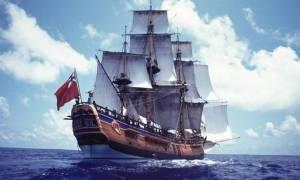 Βρέθηκε το θρυλικό πλοίο του κάπταιν Kουκ