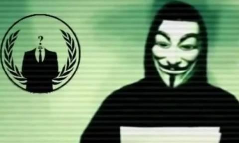 Στόχος των Anonymous και η Τράπεζα της Ελλάδας - Ισχυρίζονται ότι «έριξαν» την ιστοσελίδα της (vid)