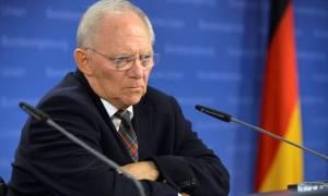 «Γειώνει» την Ελλάδα ο Σόιμπλε: Δεν έχουμε φτάσει ακόμα στο τέλος