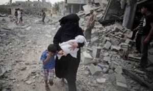 Ξεκίνησε και αεροπορικούς βομβαρδισμούς στη Λωρίδα της Γάζας το Ισραήλ
