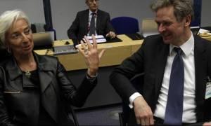 Τι θέλει να... πει το ΔΝΤ; Τόμσεν αντί Λαγκάρντ στο κρίσιμο Eurogroup της Δευτέρας