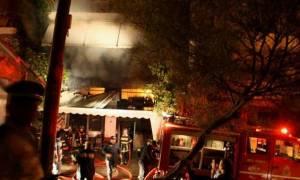 Τραγωδία στον Κολωνό – Νεκρά δύο άτομα σε διαμέρισμα όπου εκδηλώθηκε πυρκαγιά