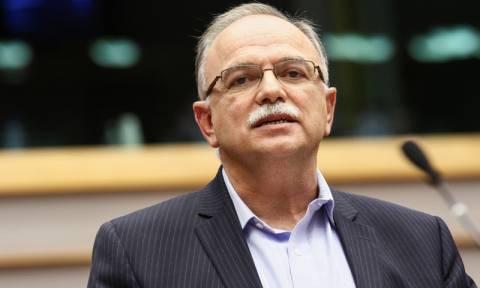 Παπαδημούλης: Πώς θα αποφύγει η ΕΕ την άρνηση συμμετοχής στη Συνθήκη του Δουβλίνου