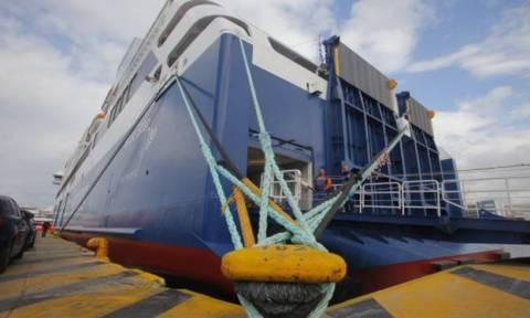 Ασφαλιστικό – απεργία: Χωρίς καράβια για 4 μέρες