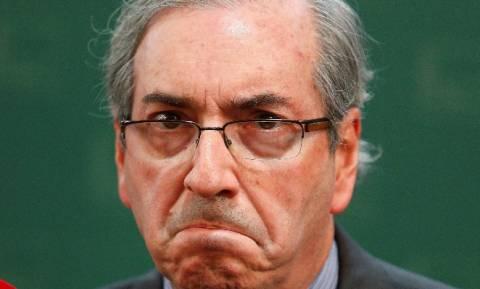 Βραζιλία: Αποπέμφθηκε ο πρόεδρος της Βουλής Εντουάρντο Κούνια (Vid)