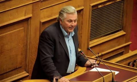 Παπαχριστόπουλος: Παρερμηνεύτηκαν οι δηλώσεις μου