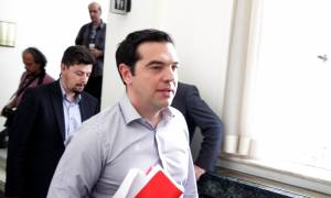 Alexis Tsipras to address meeting of SYRIZA lawmakers on Friday