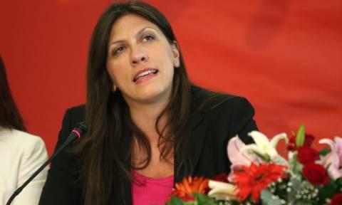 Κωνσταντοπούλου: Ο Τσίπρας υλοποιεί μνημονιακή κοινωνική γενοκτονία