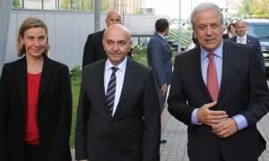 Δ. Αβραμόπουλος: Επιβράβευση για το Κοσσυφοπέδιο η κατάργηση βίζας