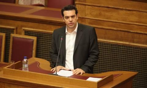 Ασφαλιστικό: Δείτε LIVE την ομιλία του Αλέξη Τσίπρα στην Κ.Ο. του ΣΥΡΙΖΑ