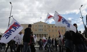 Greece brought to standstill by 48-hour strike as Christine Lagarde demands immediate talks on debt