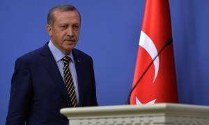 Turkey's Erdogan lashes out at EU on terror laws, says 'We will go our way'