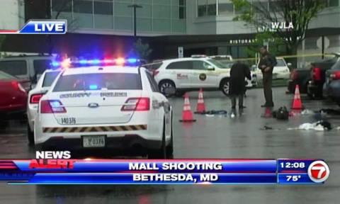 Πανικός στην Ουάσινγκτον: Άγνωστος άνοιξε πυρ σε δύο εμπορικά κέντρα - Τουλάχιστον δύο νεκροί (Pics)