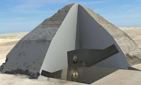 Τι υπάρχει στο εσωτερικό των Πυραμίδων; - Οι επιστήμονες δίνουν την απάντηση! (pics+vid)
