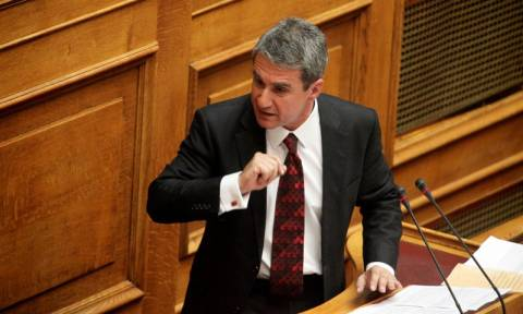 Ασφαλιστικό - Λοβέρδος: Ο Τσακαλώτος κρύβεται, να έρθει στη Βουλή