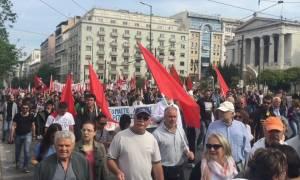 Ασφαλιστικό - Απεργία: Κορυφώνονται οι αντιδράσεις κόντρα στο ασφαλιστικό την Κυριακή (08/05)