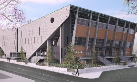 Δήμος Νέας Σμύρνης: Νέο κλειστό Γυμναστήριο