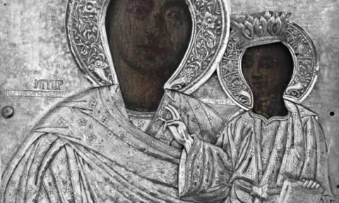 Ο Βόλος θα υποδεχθεί αύριο (9/5) την εικόνα της Παναγίας Πέτρας Ολύμπου