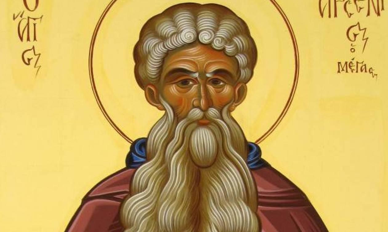 Image result for ΑΓΙΟΣ ΑΡΣΕΝΙΟΣ Ο ΜΕΓΑΛΟΣ