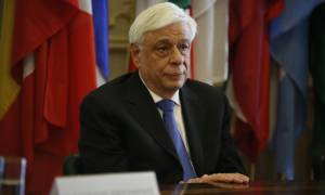 Παυλόπουλος: «Δεδομένο και αδιαπραγμάτευτο» το βέτο για την ένταξη των Σκοπίων σε ΕΕ και ΝΑΤΟ