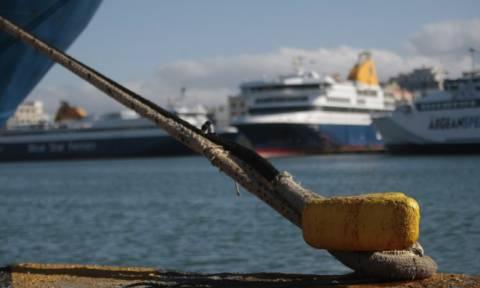 Προσοχή: Παραμένουν και σήμερα «δεμένα» τα πλοία