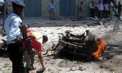 Σομαλία: Ισχυρή έκρηξη στο διοικητήριο της τροχαίας στο Μογκαντίσου