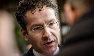 Eurogroup - Ντάισελμπλουμ: Δεν θα έχουμε σήμερα απόφαση για το χρέος