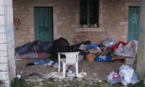 Ιωάννινα: Άστεγος ξεψύχησε στο κέντρο της πόλης