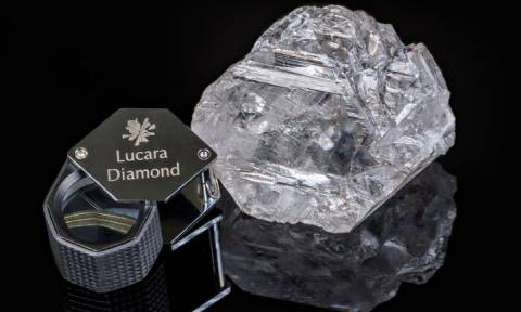 Σουηδία: Σε τιμή-ρεκόρ πουλήθηκε ακατέργαστο διαμάντι