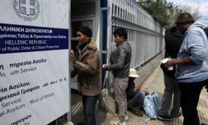 Ξεπέρασαν τις 6.500 οι αιτήσεις για άσυλο στα νησιά