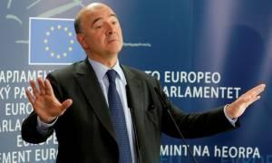 Eurogroup - Μοσκοβισί: Σημαντική πρόοδος – Αναμένουμε την ψήφιση προληπτικών μέτρων