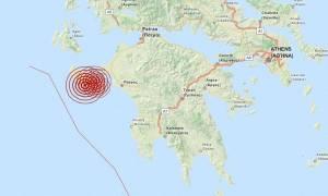 Τριπλός σεισμός στη Ζάκυνθο! (pic)