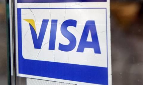 Visa: Πάνω από το 50% των τερματικών προσφέρουν ανέπαφες συναλλαγές