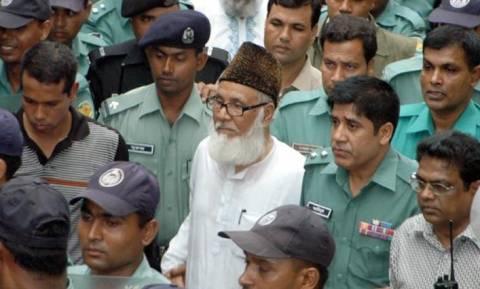 Μπανγκλαντές: Εκτελέστηκε ο ισλαμιστής ηγέτης Ραχμάν Νιζάμι