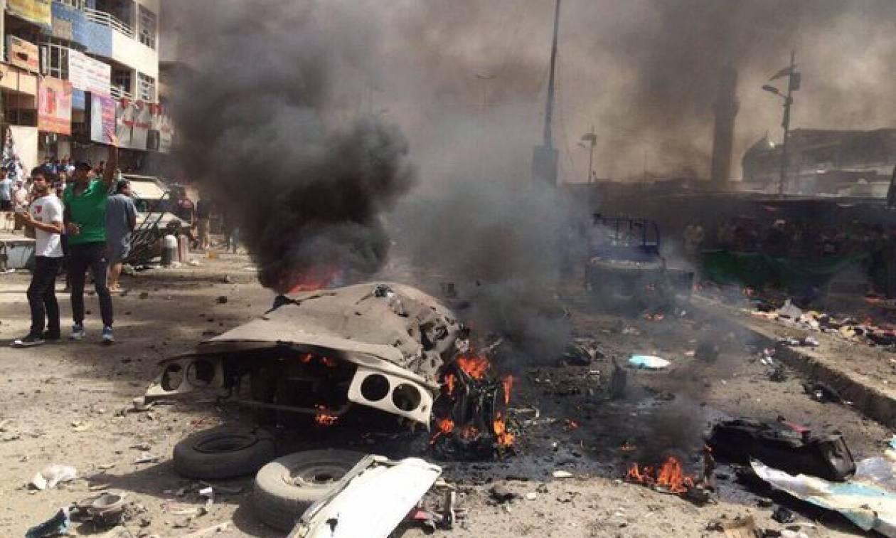 Ιράκ: Νέο μπαράζ εκρήξεων στη Βαγδάτη - Τουλάχιστον 22 νεκροί