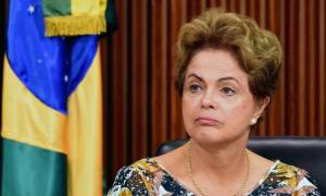 Βραζιλία: Απορρίφθηκε το αίτημα της προέδρου Ρούσεφ να σταματήσει η διαδικασία αποπομπής της