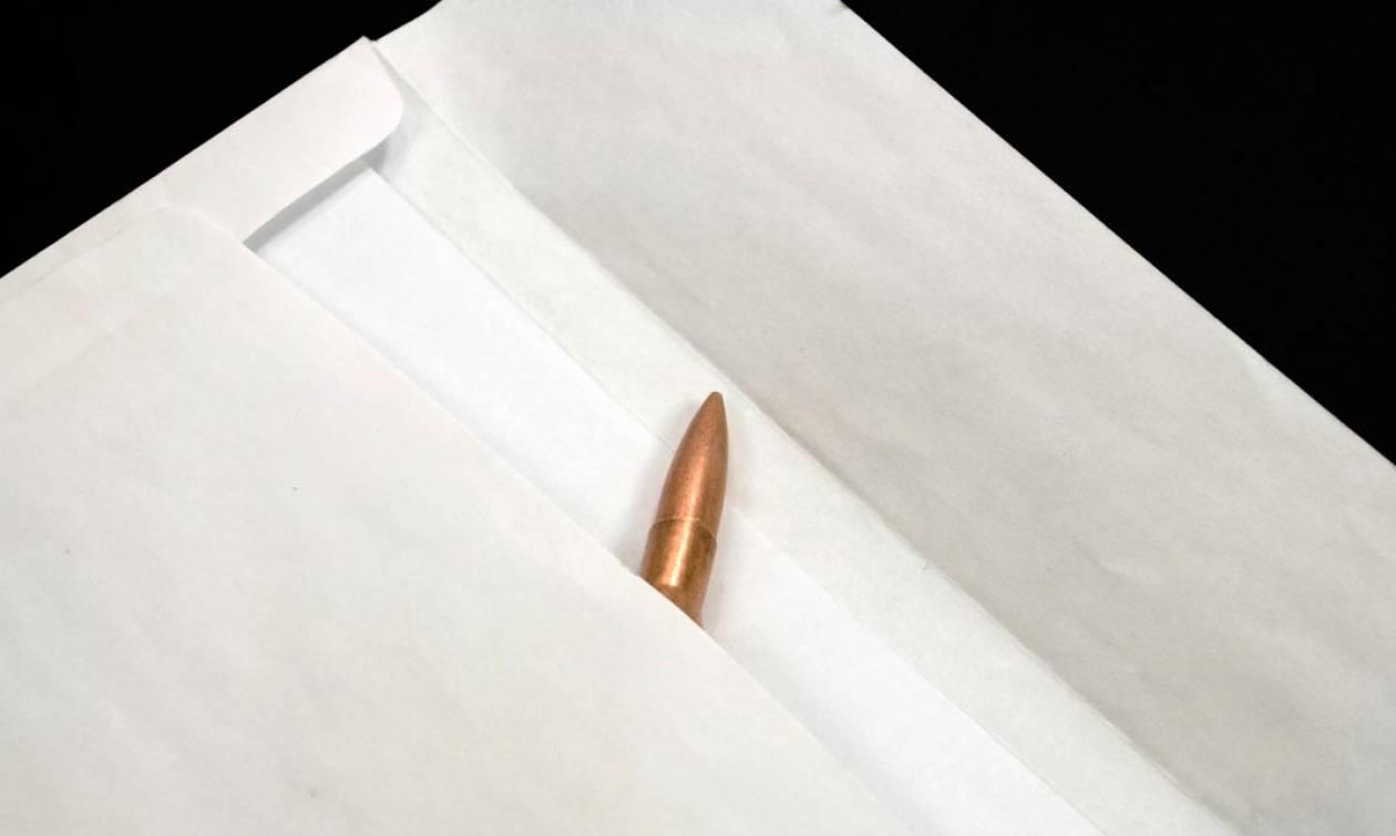 Επιστολή με σφαίρες στον Καραμανλή – Πού στρέφονται οι έρευνες της ΕΛ.ΑΣ.