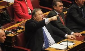 Βενιζέλος: «Δυνάμεις» εντός της ΝΔ υποστηρίζουν την κυβέρνηση ΣΥΡΙΖΑ