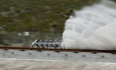 «Hyperloop»: Οι συγκοινωνίες του μέλλοντος - Μεταφορές με την ταχύτητα του ήχου! (pics+vid)