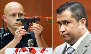 ΗΠΑ: Ο Ζίμερμαν απέσυρε από δημοπρασία το όπλο της δολοφονίας του μαύρου εφήβου Τρέιβον Μάρτιν (Vid)
