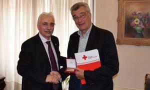 Προσφυγικό: Δημιουργία μόνιμων δομών φιλοξενίας στη Μυτιλήνη με τη συμβολή του Ερυθρού Σταυρού